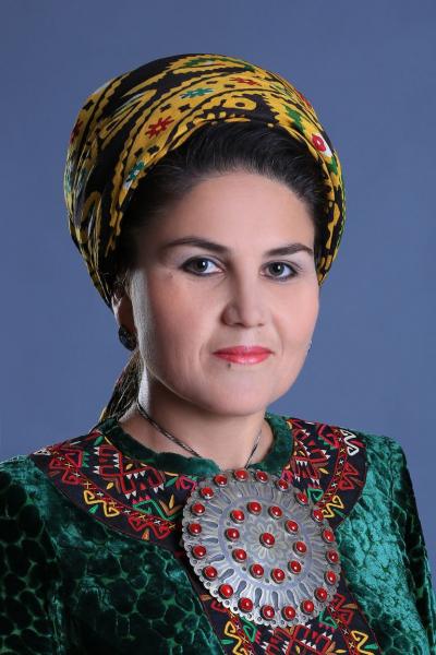 Gülşirin  Annamyradowa